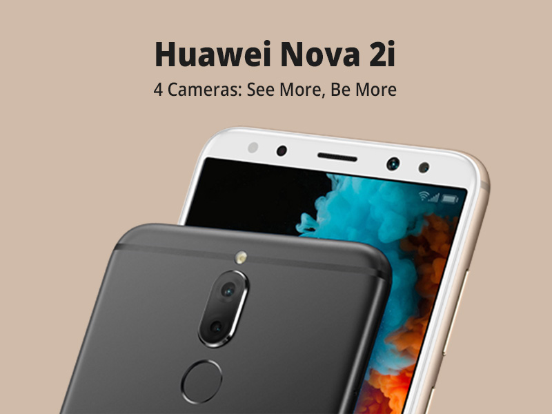 Nepal's first smartphone with 4 cameras