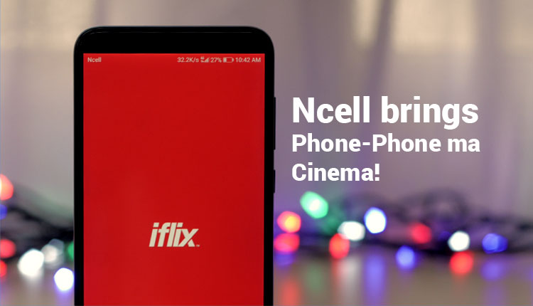 iflix by Ncell