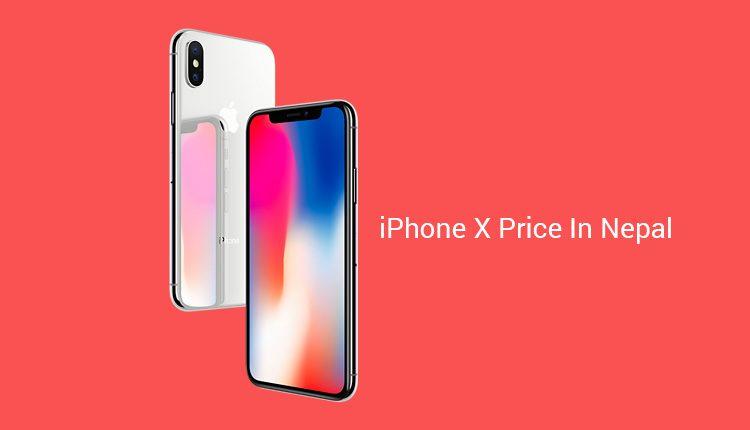 iPhone X Price In Nepal