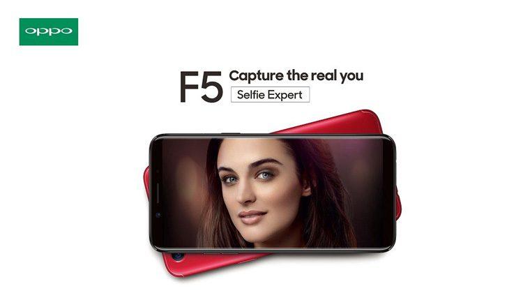 Oppo F5 Price In Nepal