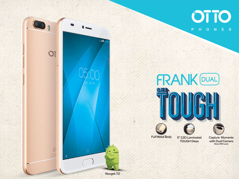 OTTO Frank Dual Price In Nepal