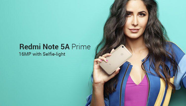 Redmi Note 5A prime Price in Nepal