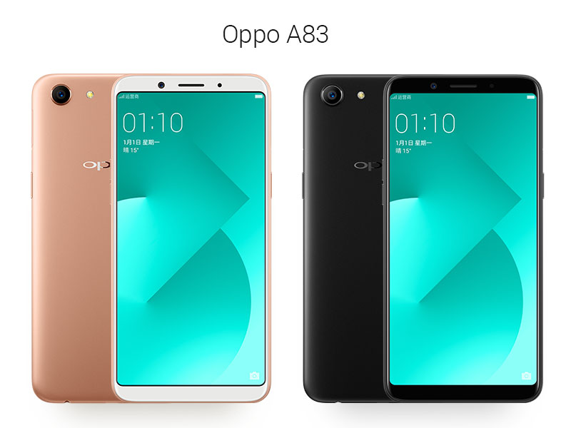 OPPO A83 Pricing & Availability
