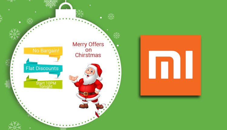 Xiaomi Christmas Offers