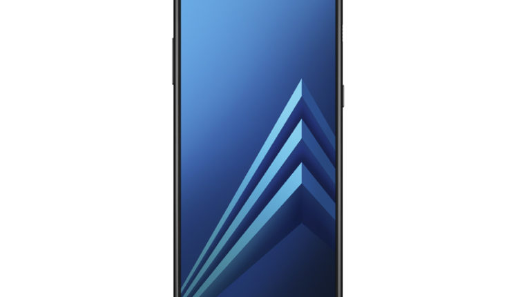 Samsung Galaxy A8(2018) and A8+(2018) Front