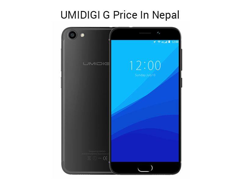 UMIDIGI G Price In Nepal