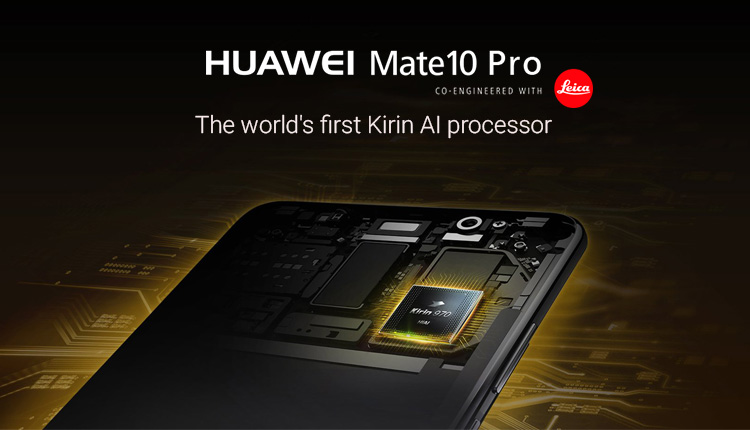 A Look at the AI features of Huawei Mate 10 Pro