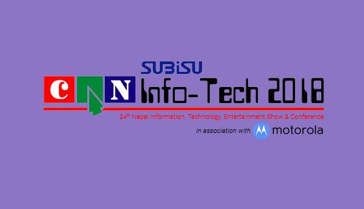 CAN Info-Tech 2018 In Nepal