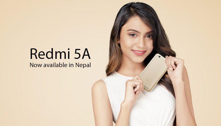Redmi 5A Price In Nepal