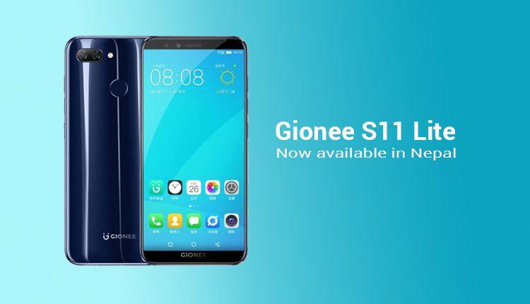 Gionee S11 Lite Price In Nepal