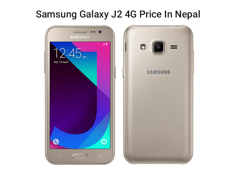 Samsung Galaxy J2 4G Price In Nepal