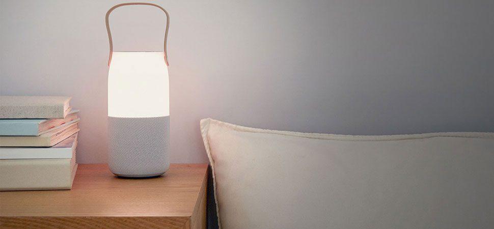 Samsung Bottle Speaker