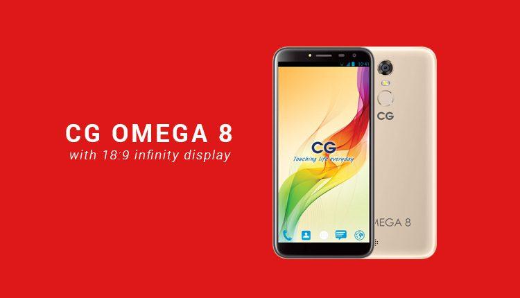 CG OMEGA 8 Price In Nepal
