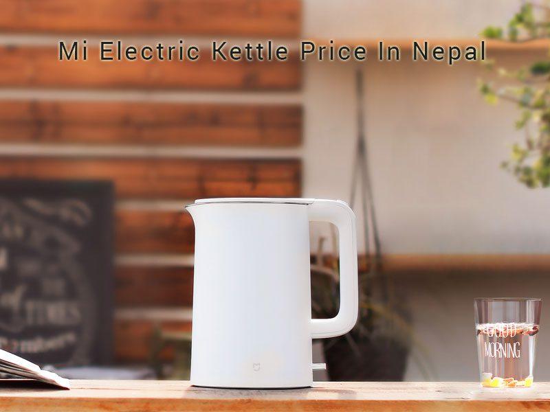 Mi Electric Kettle Price In Nepal