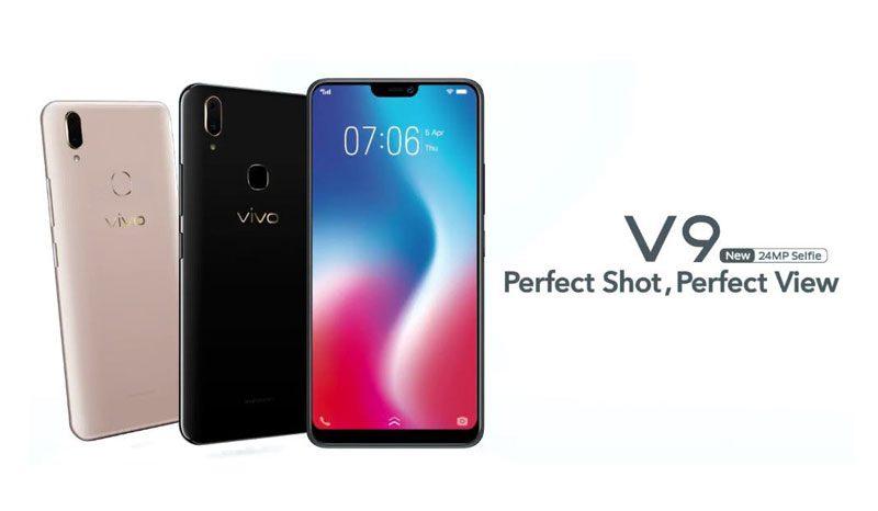 Vivo V9 Price In Nepal