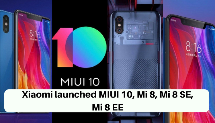 Xiaomi 8th Anniversary Product Launch