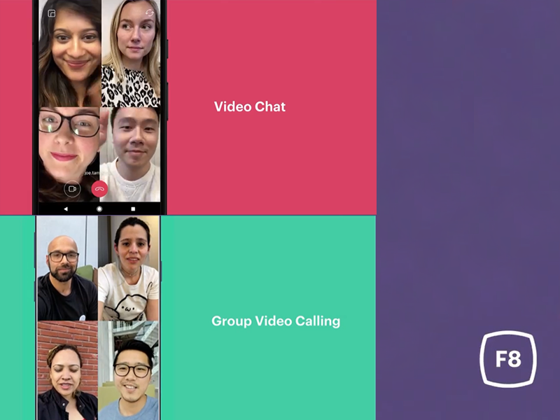 Video Chat   F8 2018