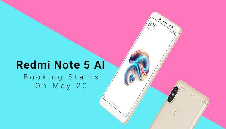 Redmi Note 5 AI In Nepal