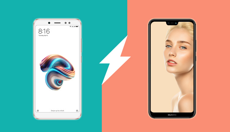 Redmi Note 5 AI vs Huawei Nova 3e - Gadgets In Nepal