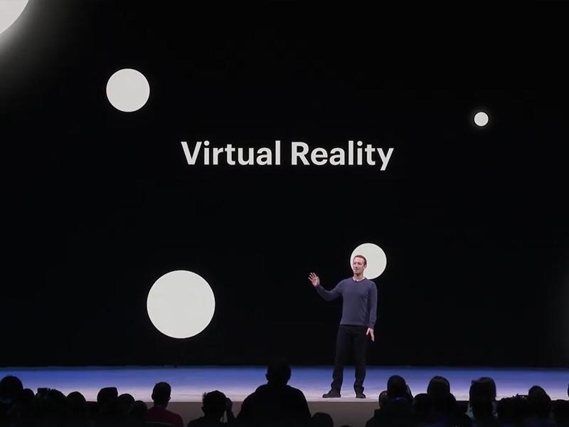 Virtual Reality   F8 2018
