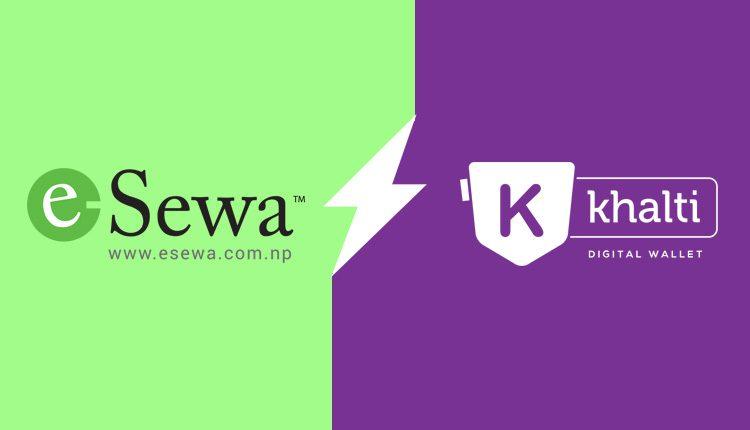 eSewa vs Khalti - Digital wallets in Nepal