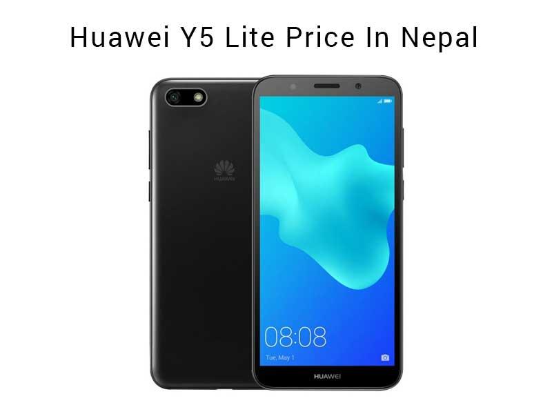 Huawei Y5 Lite Price In Nepal