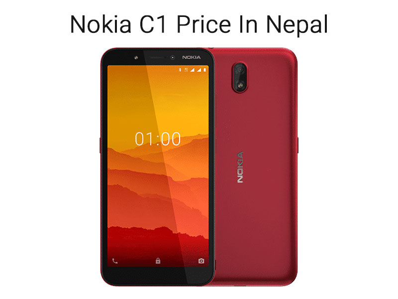 Nokia C1 Price In Nepal