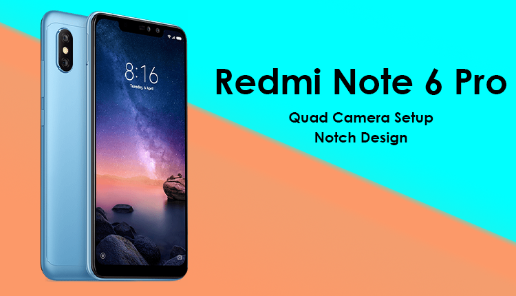 Redmi Note 6 Pro Launched In Nepal