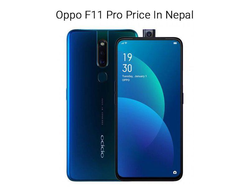 Oppo F11 Pro Price In Nepal 2020