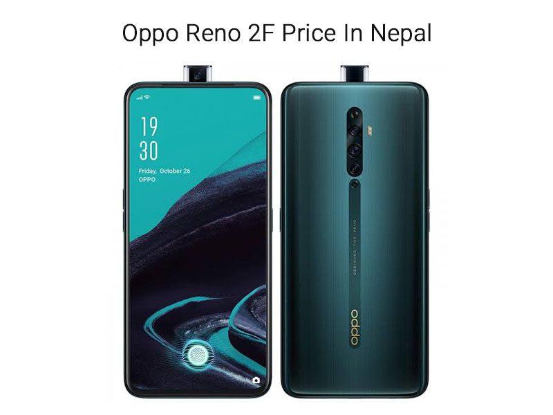 Oppo Reno 2F Price In Nepal 2020