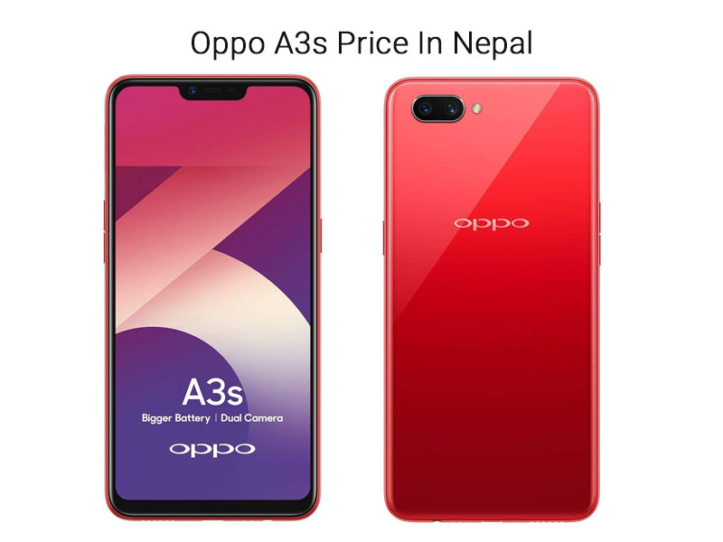 Oppo A3s Price In Nepal 2020