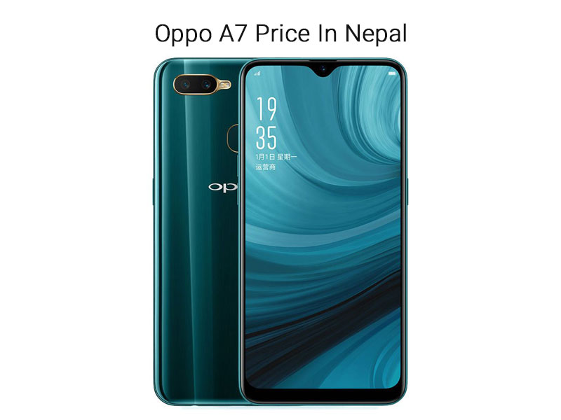 Oppo A7 Price In Nepal 2020