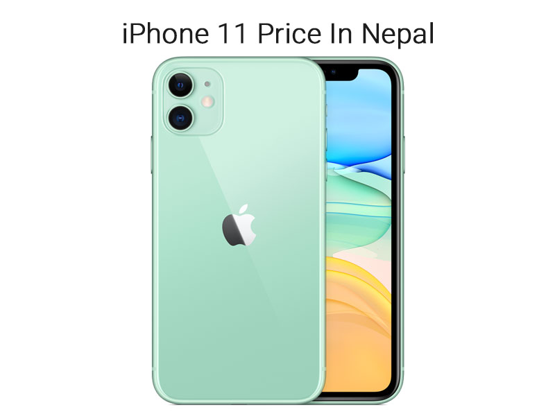 iPhone 11 Price In Nepal 2020