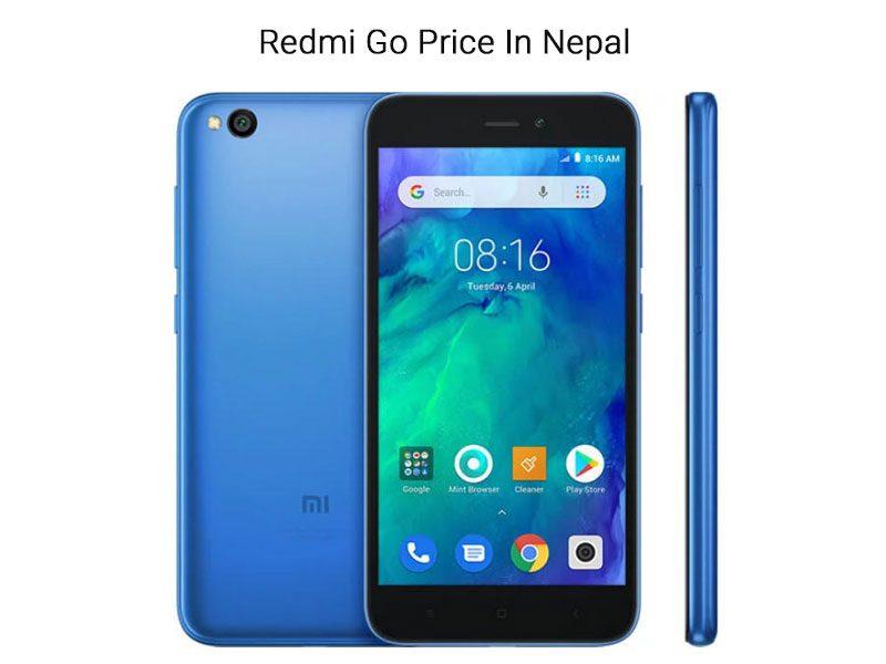 Redmi Go Price In Nepal 2020