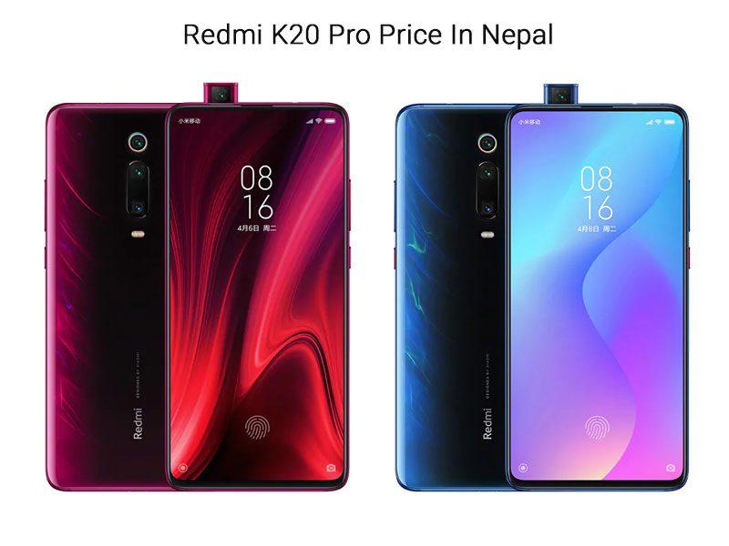 Redmi K20 Pro Price In Nepal 2020