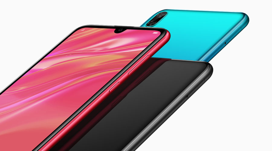 Huawei Y7 Pro 2019 Design