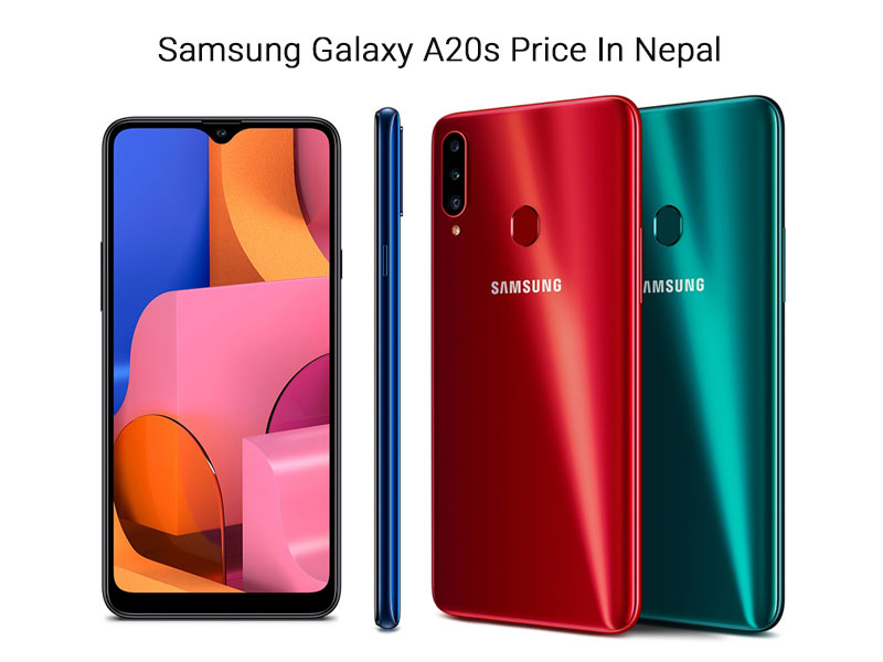 Samsung Galaxy A20s Price In Nepal 2020