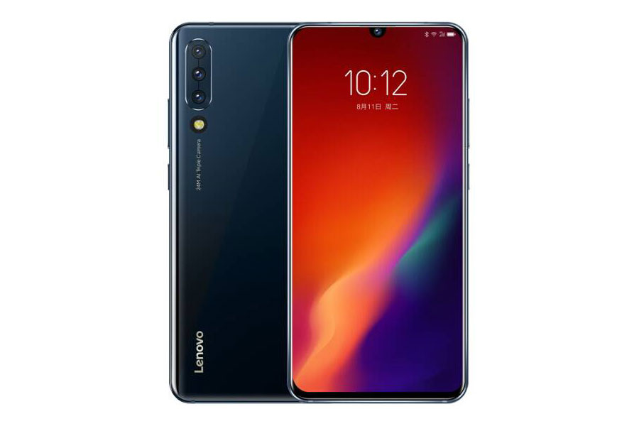 Lenovo Z6 Launched In China