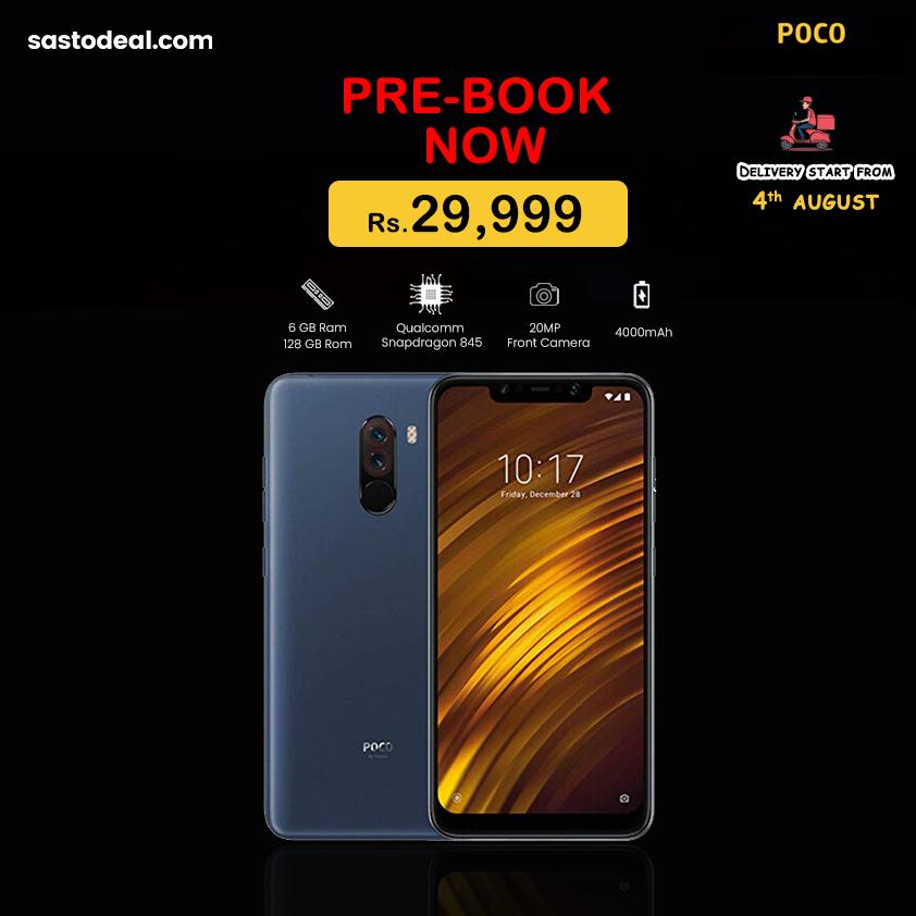 Pocophone F1 Price In Nepal