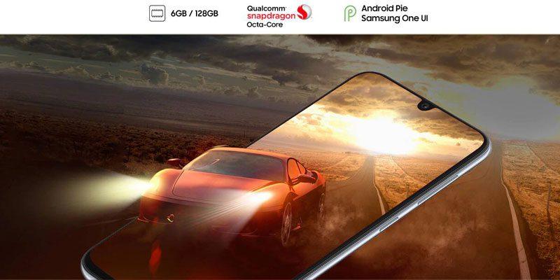 Samsung Galaxy A70 Performance
