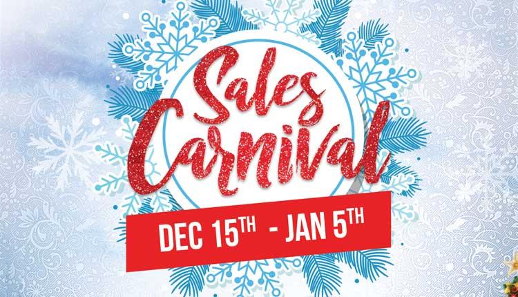 vivo Sales Carnival Season 2