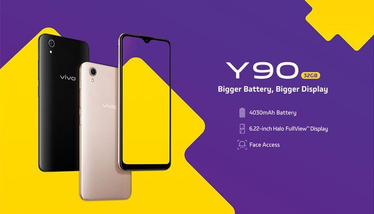 vivo Y90 price in Nepal