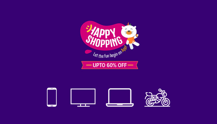Daraz Appy Shopping Fest