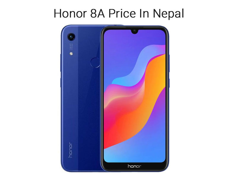 Honor 8A Price In Nepal 2020