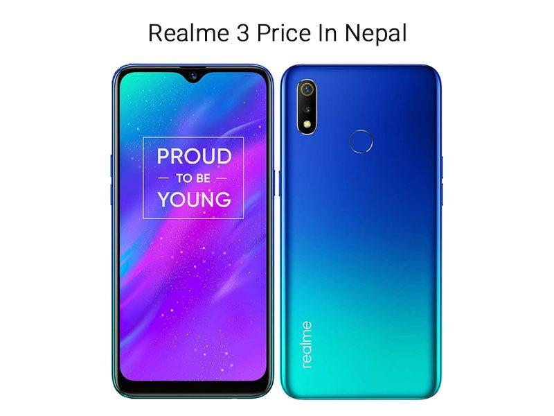 Realme 3 Price In Nepal 2020