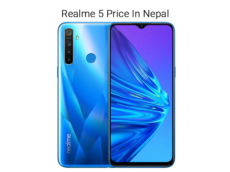 Realme 5 Price In Nepal 2020