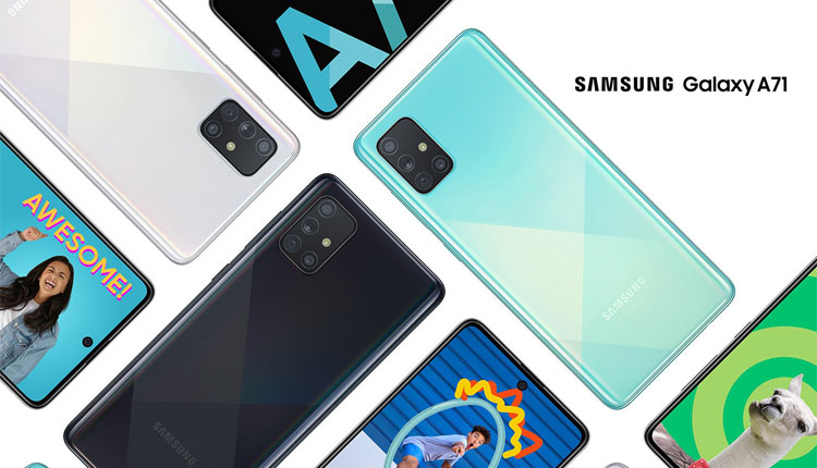 Samsung Galaxy A71 Price In Nepal
