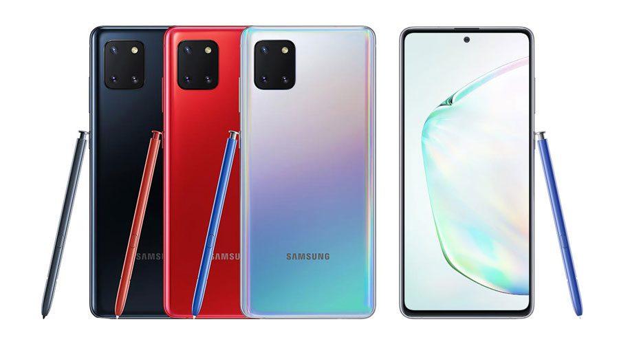 Samsung Galaxy Note 10 Lite Price In Nepal