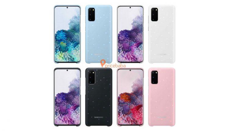 Samsung Galaxy S20 Cover