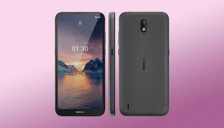 Nokia 1.3 - PC: @evleaks